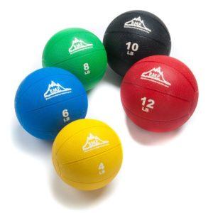 Medicine ball isga