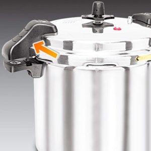 Panela de pressão 20 litros isga